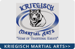 Kriegisch Martial Arts - Home of Traditional Karate. Click here to enter the main site.